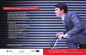 Reklama Branżowego Programu Promocji IT/ICT w TOP 200