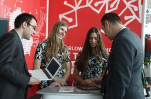 IT/ICT Branch Promotional Program at the Intertelecom fair in Łódź