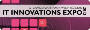 IT INNOVATIONS EXPO fair in Sweden