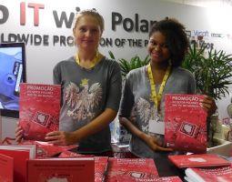 Polskie firmy prezentują się na targach Futurecom w Rio de Janeiro