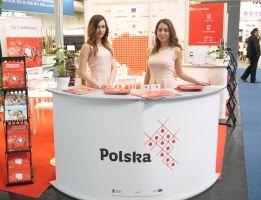 Polskie firmy prezentują się na targach CeBIT w Hanowerze